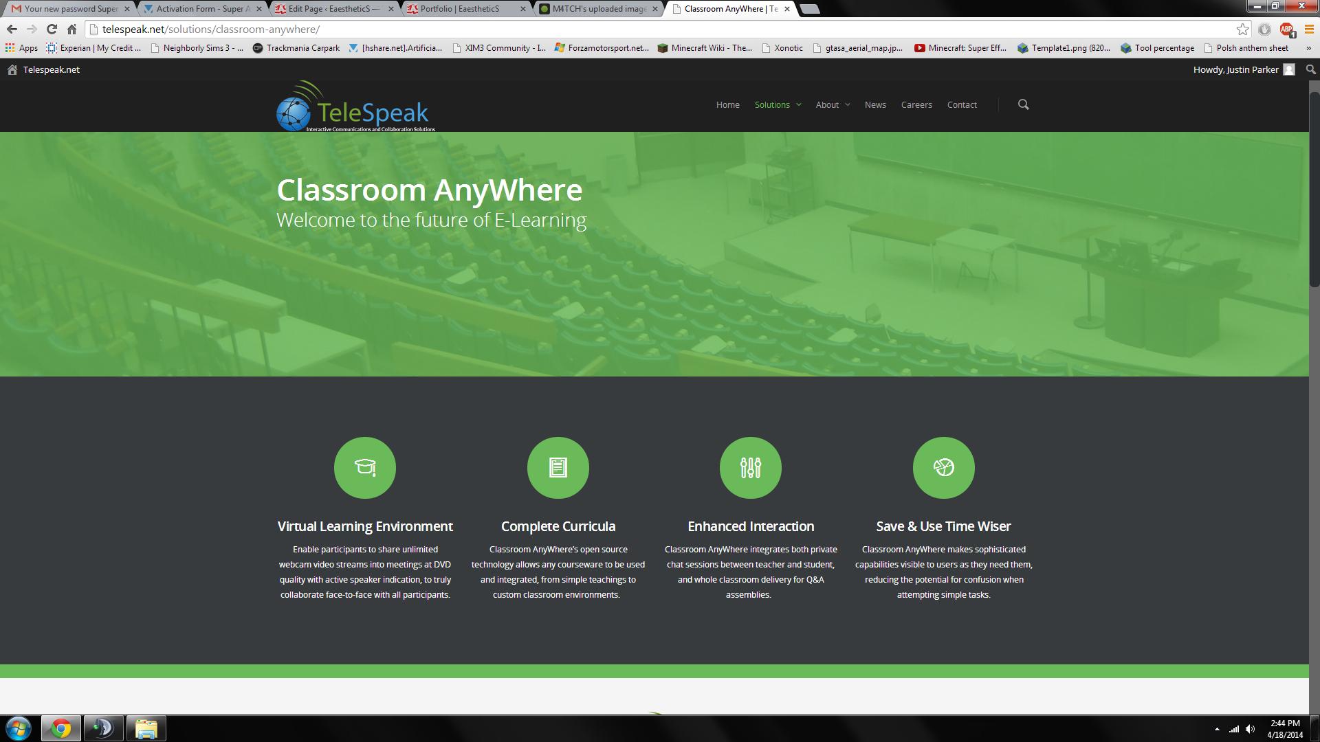 classroom anywhere